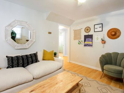 Photo for 6 Bedrooms One block from King Street!