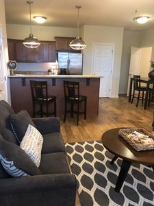 Photo for 1BR Apartment Vacation Rental in Hutchinson, Kansas