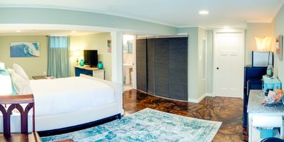 Photo for Studio Guest Suite With Separate Entrance, Patio, Stylish Decor and + Amenities