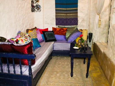 Photo for ENTIRED 6-BEDROOMED RIAD - Riad Lunetoile