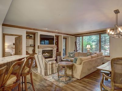 Photo for Ski in/out Condo 3Br 3Ba - Elkhorn Lodge