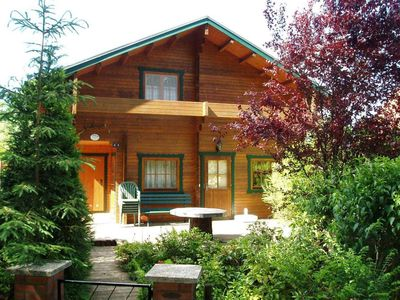 Photo for Holiday summer paradise with Wi-Fi - summer cottage paradise