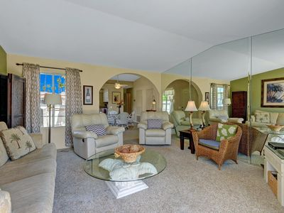 Photo for Cozy Mesquite CC condo w/ Exceptional Views of the Golf Course & Mountains! - Me