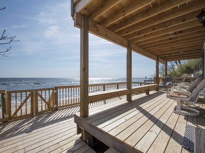 Photo for Our Always Dreaming Cottage - The Bay At Your Back Steps