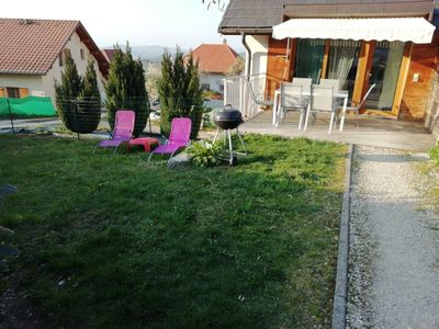 Photo for Duplex 80m2 in house + private enclosed garden