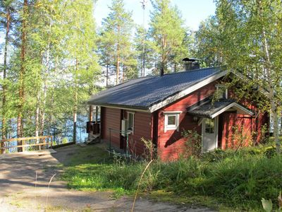 Photo for Vacation home Hiltunen (FIJ047) in Tuusniemi - 2 persons, 2 bedrooms