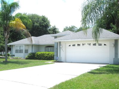3 bedroom home on large lot, with pool - close to disney