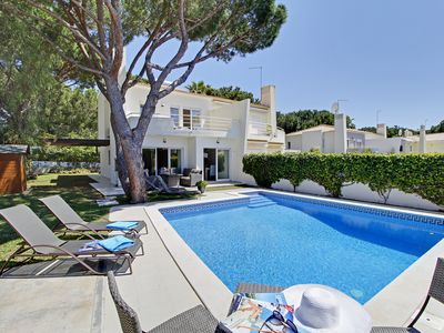 Photo for AQUA VILLA - Villa for 6 people in Vilamoura