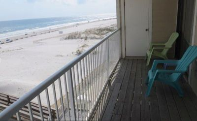 Photo for Beach Front Condo w/Private Balcony - Spectacular Views of Gulf of Mexico - My Beach Getaways