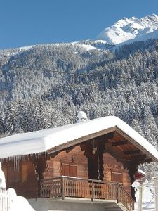 Photo for 2BR Chalet Vacation Rental in La Ferriere