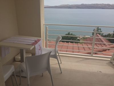 Photo for Apartment Neno  A3(2+2)  - Ribarica, Riviera Senj, Croatia