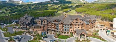 Photo for GL7 Ski In Ski Out Beautiful 1 Bedroom Master Unit, 900sf