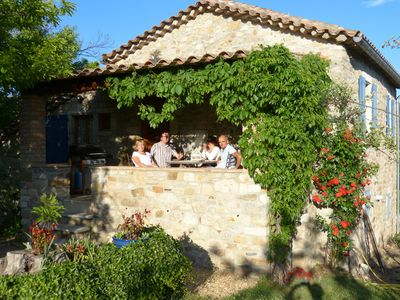 Photo for Charming cottage in the Cevennes
