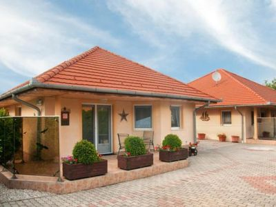 Photo for House Balatonberény for 4 - 6 people with 2 bedrooms - Holiday home