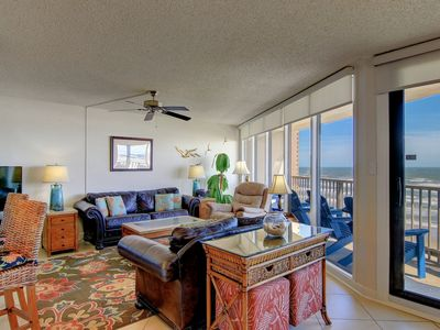 Photo for Sea Gull #607: Beachfront 2 Bedroom 2 Bathroom With Spectacular Views and 24 Hour Management