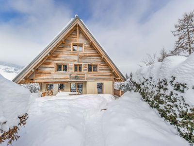 Photo for CHALET LUXURY OLD WOOD VILLAGE CENTRE MEGEVE