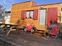 Awesome stay in a tiny house