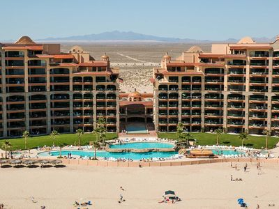 Photo for Beautiful Ocean Front Condo.-Sonoran Sea Resort. Just Listed 5 Star Reviewed.