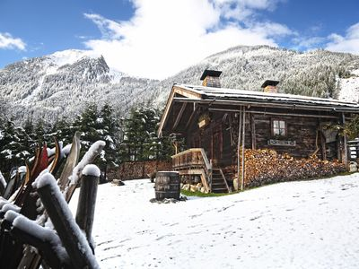 Photo for Ski and mountain hut for max. 5 persons between Kitzbühel and Zillertal