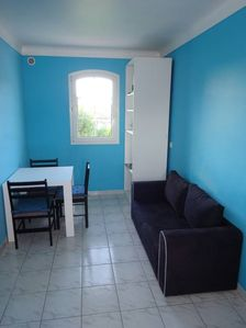 Photo for T3 apartment on the 1st floor of a charming villa