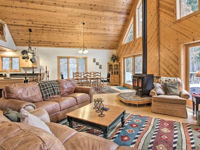 NEW! Sand Valley Golf Retreat - Exceptional Home!