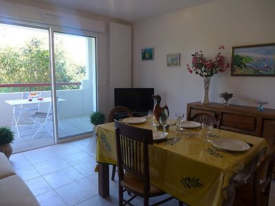 Photo for Apartment Selvia Quetia in Ondres - 2 persons, 1 bedrooms