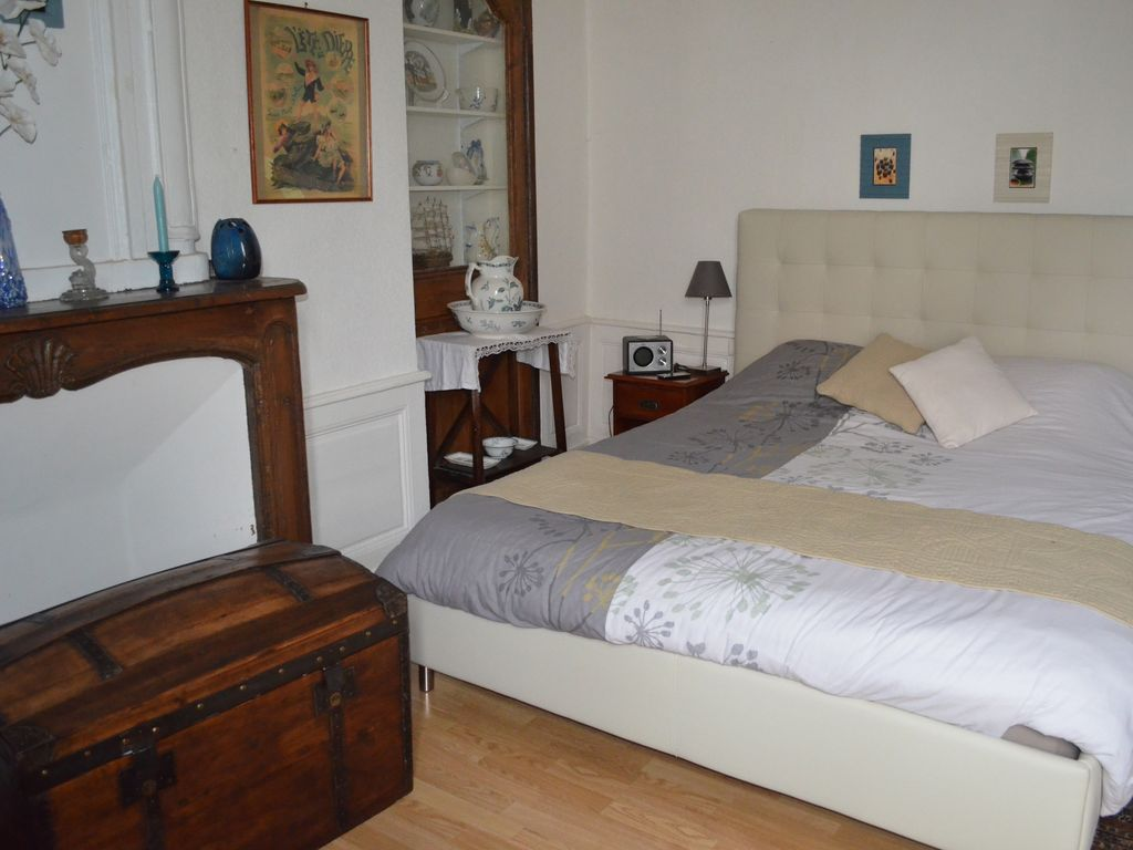 DIEPPE bright and comfortable 2 bedroom apartment 48m2 + garden