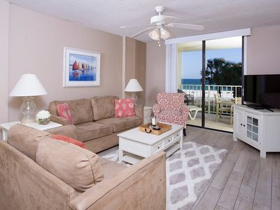 Photo for 203 Sunswept 2/2 Orange Beach**DIRECTLY ON THE BEACH**AMAZING VIEW**