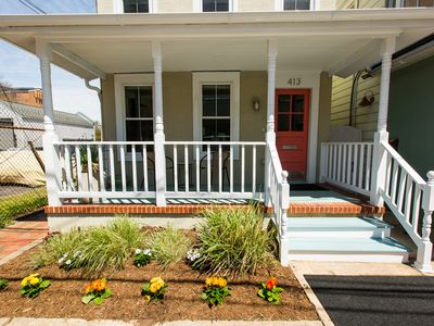 Photo for Retreat for Four in Eastport, Steps away from Restaurant Row & Downtown