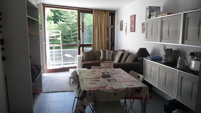 Photo for 4- Apartment 6 people on the ski slopes