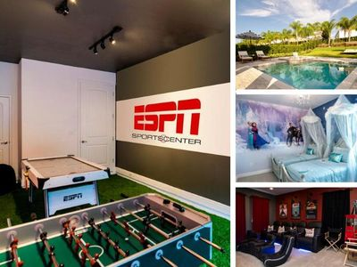 Photo for The Sports Zone at Encore-EC241