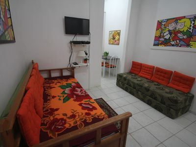 Photo for Apartment in Rio de Janeiro with Lift, Air conditioning (966803)