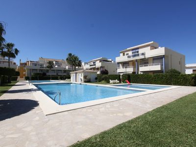 Photo for JARDINES DE DENIA III, apartment beaches 100m, center 2KM, BASSETES DENIA