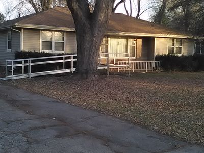 Photo for Madison, WI One Level House With Large Fenced In Yard