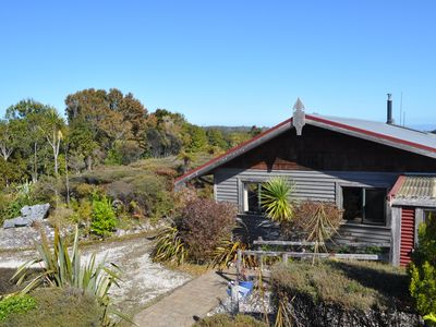 Photo for BEACONSTONE ECO LODGE AND HUT