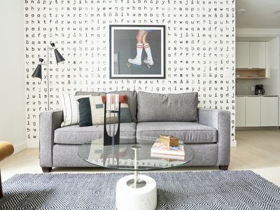 Photo for Sonder | Stock Exchange | Simple 1BR + Sofa Bed