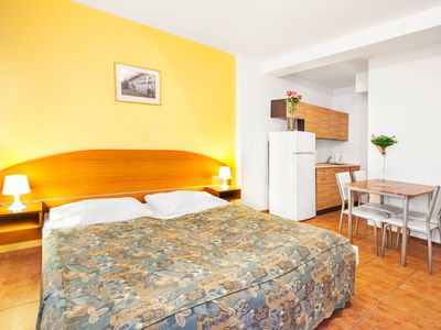 Photo for Apartment studio for two persons in the City center
