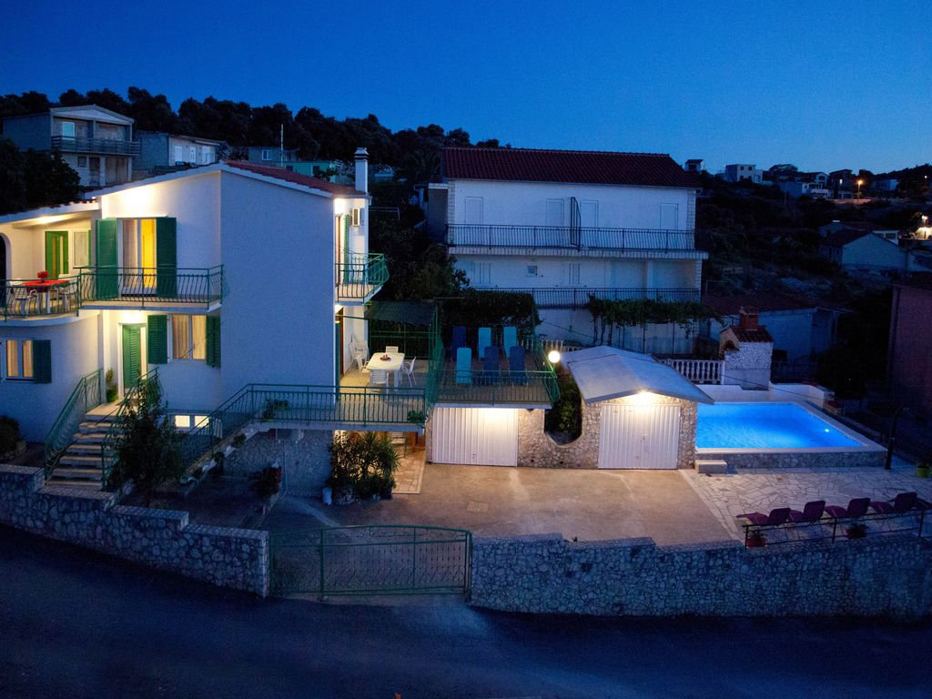 Villa With Pool And Sea View Villa By The Pebble Beach