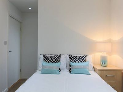 Photo for IL GIARDINO GARDEN CHALET - SELF CATERING CLOSE TO FISTRAL SURFING BEACH