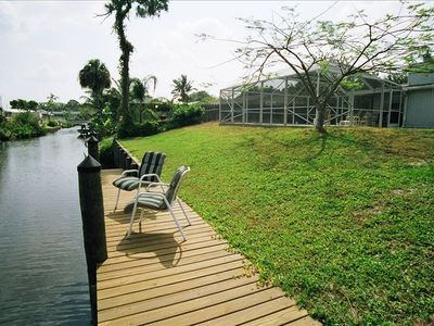 Photo for St. Lucie River/Canal/Ocean Access  3BR/2BA/Pool Stuart, ~FL~