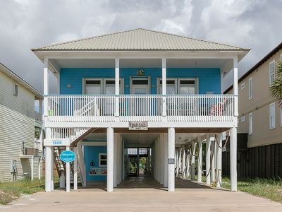 Photo for HAVE A BALL with Kaiser in Lyndi Lou's: 3 BR/2 BA House in Gulf Shores Sleeps 11