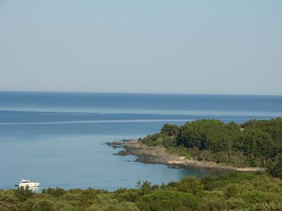 Photo for VILLA DES PLAGES-VALINCO, BEAUTIFUL SEA VIEW, , BEACH 250 M, CERTIFIED 4*