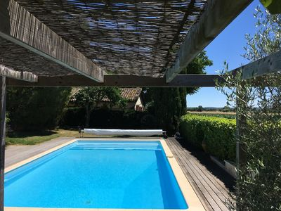 Photo for House with pool sleeps 4 near Toulouse