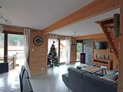 Photo for CHALET NEAR THE TRACKS AND LAKE GERARDMER