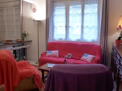 Photo for Apartment Merbonne in Saint Malo - 4 persons, 2 bedrooms