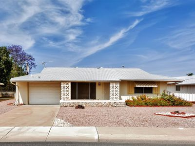 Photo for 2BR Sun City House w/Covered Patio & Yard