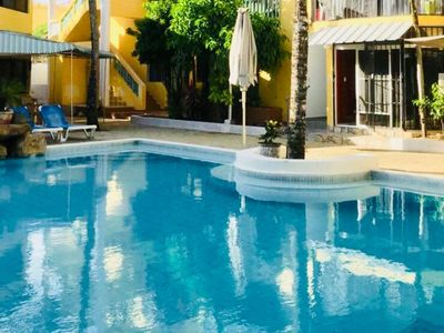 Photo for Sosua Sanctuary-1 Bed/1Bath with FAST PRIVATE WiFi