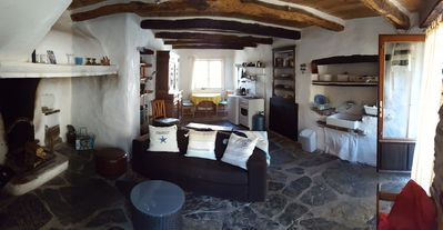Photo for Get rid of the digital stress and enjoy the charming of a 300yrs old stone house