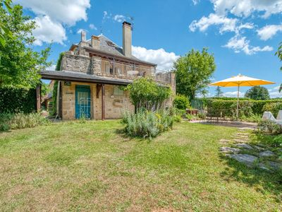 Photo for Splendid Holiday Home in Dégagnac with Swimming Pool