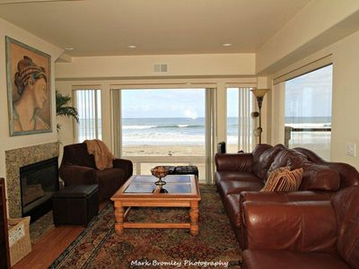Photo for The Sea Star 4bd/3ba *Ocean Front*- Incredible Water Views